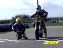 Pocketbike vs. Supermoto