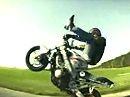 Motorradstunt: Podkontrola - geile Stunts, geile Mucke geht richtig vorwärts