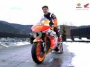 Pol Espargaro, Honda RC213V - das erste Mal in Repsol Farben
