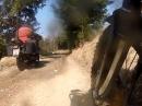 Polen, Beskiden, Karpaten vier Tage Endurowandern - Stollen Impressionen