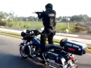 Polizei Mexico - MG Stunt = andre Länder andre Sitten