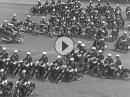Polizei Motorrad Artisten -Wieviel Motorräder sind für die Übung wohl geschrottet worden ?