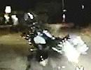 Polizei Verfolgungsjagd - Uneinsichtiger Harley Fahrer final von der Polizei gestoppt