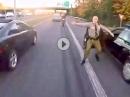 """Polizeikontrolle """"abklatschen"""" als Stopper"""