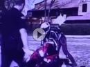 Polizeikontrolle: Abgehauen, Crash, dann wirds rauh und Knast