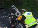 Polizeikontrolle Isle of Man - Die besten Cops der Welt !!!