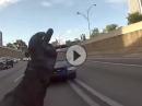 Polizeikontrolle USA: Blaulicht, Stinkefinger, Vollgas