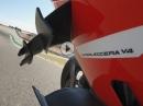 Portimao onboard Ducati Superleggera V4 - schiebt mächtig