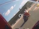 Portimao onboard: Honda CBR1000SP Fireblade 2017 hinter John McGuinness