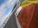 Portimao onboard, Michael van der Mark, Pata Yamaha, Worldsbk test 2019