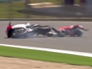 Portimao SBK-WM 2014 Superpole Highlights