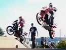 Portland to Dakar Epic Motorrad Ride Action, Abenteuer, Romantik, Drama von Icon