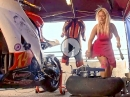 All in one Powerfrau Teil 3 Daniela Weingartner Videotagebuch: Schrauben, Racing, Schrauben