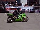 Powerslides the best - Motorcycle Stunting