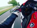 Eskalation: Powerwheelie Yamaha R1 RN32 Soundtrack SC-Project - Bäämm