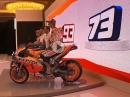 Präsentation Repsol Honda 2020 Marc Marquez / Alex Marquez behind the scenes
