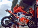 Pramac Racing - Warmup Ducati Desmosedici #9 Danilo Petrucci