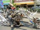 Predator Custombike - TüV und Polizei laufen hier Amok