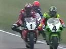 Pro Superbike 1998 Hockenheim Lauf 3 - Christer Lindholm gewinnt vor Schmid und Mark
