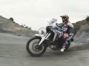 Probefahrt Honda Africa Twin mit Toni Bou - unglaubliche Skills