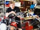 Projekt: Suzuki GS500E Cup - Fahrwerks optimierung