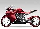 Prototyp von Honda auf der Intermot 2008 in Köln - Zukunft?