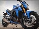Pure Sport Roadster Suzuki GSX-S1000 ABS - ab 18. April bereit zur Probefahrt