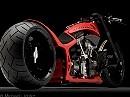 Purer Sex - Ferrari Bike von Marcus Walz - perfekt in Szene gesetzt von Michael Lichter