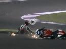 Qatar (Katar) SBK-WM 2016 Race 1 Highlights