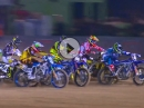 Qatar (Losail) Motocross WM 2016 Highlights MXGP, MX2