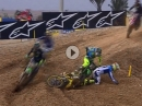 Qatar (Losail) Motocross WM 2017 Highlights MXGP, MX2