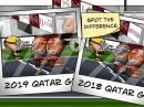 Qatar MotoGP 2019 Highlights Minibikers - Dovizioso knapp vor Marquez