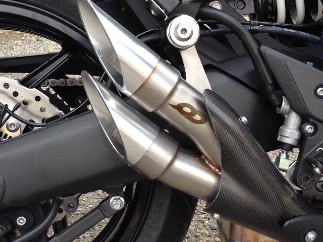 Kawasaki Exhaust Sound