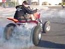 Quad / ATV Bodybuilding: Raptor mit Suzuki Hayabusa Motor. Power ohne Ende