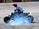 Quad / ATV Drift vom Feinsten - 4x4 extrem Kreiseldrehing