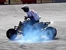 Quad / ATV Drift vom Feinsten - 4x4 extrem Kreiseldrehing