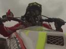 Quad ATV eine Runde in Börger (Motocross Strecke)