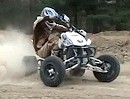 Quad / ATV und Motocross Action vom Feinsten ! Oops