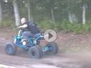 Quad Banshee mit Hayabusa Motor aka Schmitz Katze
