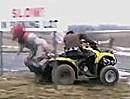 Quad Crash - Wenns Dich auf die Fresse haut, haste nicht nach vorn geschaut!
