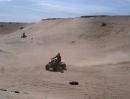 Quad fahren in Saudi Arabien