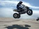 Quad Freestyle mit phantastischen Bildern!