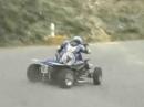 Quad & ATV Racing - Spaß und schwarze Striche am Berg