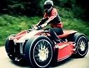 Quad Wazuma V8F von Lazareth. Monster mit Ferrari-Motor
