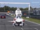 Quadrocopter Hoverbike Scorpion-3 - Die Zukunft liegt in der Luft?!