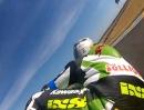 Qualifikation, Nachttraining, Impressionen: Le Mans 2012 mit Horst Saiger (Bolliger Switzerland)