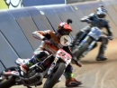 Quertreiber - Superprestigio Barcelona Dirt Track 2016 - Highlights vom Freitag Training