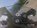 Yamaha R1, RN32, Feldberg Hindernisparcour