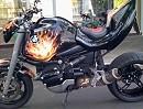 Streetfighter BMW R1100GS Punisher mit 110PS