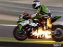 Race 2 - Qatar (Katar) SBK-WM 2016 Highlights